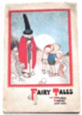 Mabel Lucie Attwell Book Fairy Tales circa 1911
