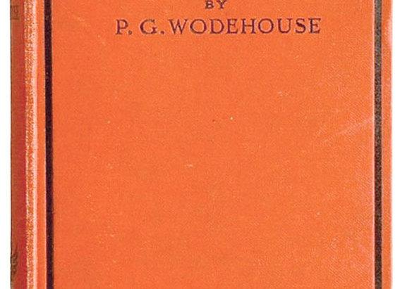 P.G. Wodehouse Meet Mr Mulliner Front Board