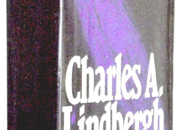 Charles Lindbergh Autobiography of Values U.S. First Edition 1978