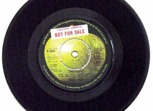 Ringo Starr Snookeroo & OO-Wee Factory Sample 1974