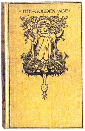 Kenneth Grahame The Golden Age U.S. Edition 1904