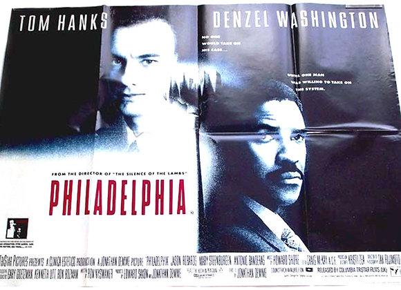 Philadelphia Film Poster 1993