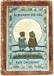 Kate-Greenaway-Almanack-1884-Front-Cover