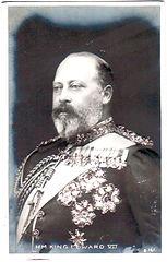 Bas-Relief-King-Edward-VII-in-Uniform-Ph