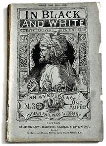 Rudyard-Kipling-In-Black-and-White-Front