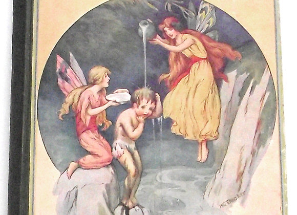 Charles Kingsley The Water Babies circa 1930
