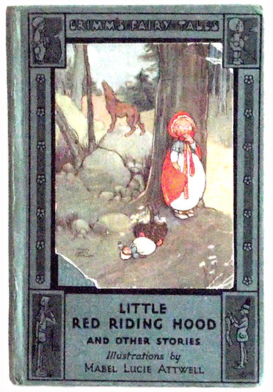 Mabel Lucie Attwell Little Red Riding Hood c.1915