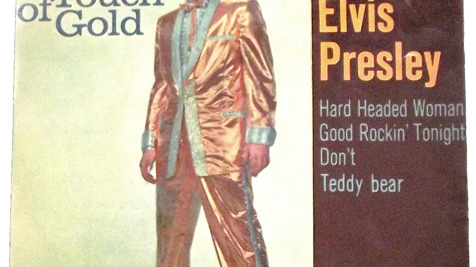 Elvis Presley A Touch of Gold Volume 1 EP 1959