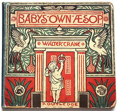 Walter-Crane-Babys-Own-Aesop-1887-Front-