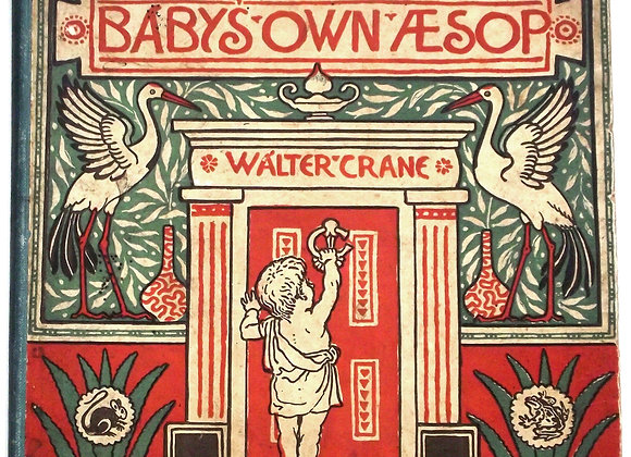 Walter Crane The Baby's Opera Early Edition 1887