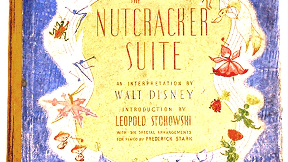 Walt Disney The Nutcracker Suite from Fantasia circa 1940