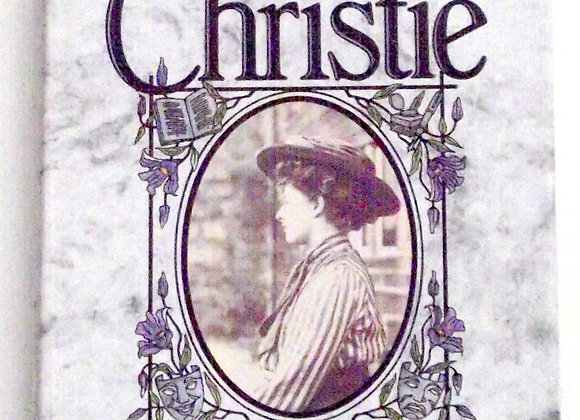Agatha Christie A Biography by Janet Morgan Used Book 1984