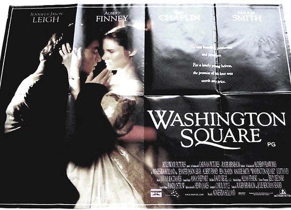 Washington Square Film Poster 1998