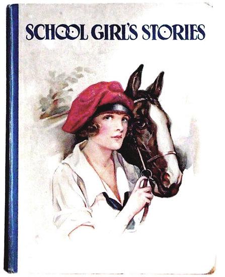The School Girl's Stories Annual circa 1915