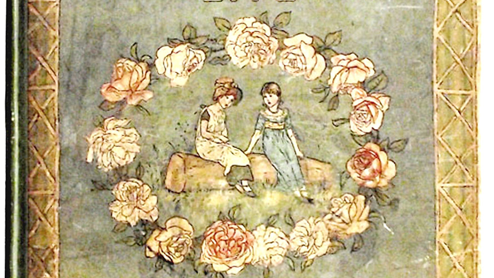 Kate Greenaway A Day in a Child's Life 1882