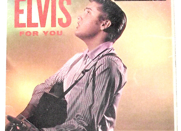 Elvis For You Volume 2 EP 1964