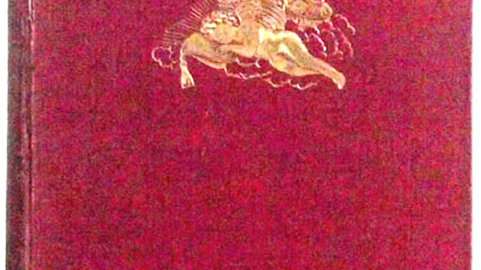 Edmund Dulac The Sleeping Beauty and Other Fairy Tales circa 1927