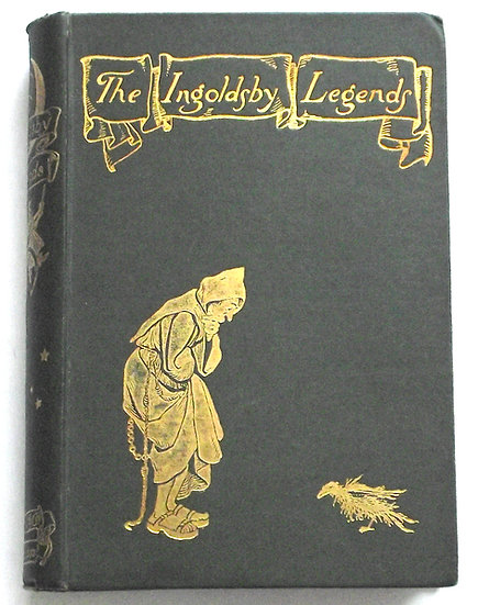 Rackham The Ingoldsby Legends of Mirth and Marvels Second Edition 1905