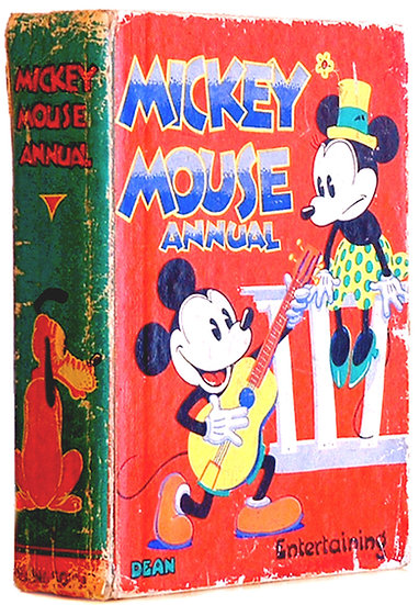 Walt Disney Mickey Mouse Annual 1935