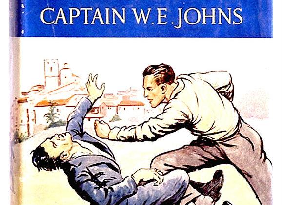 W.E. Johns Gimlet Lends A Hand First Edition 1949