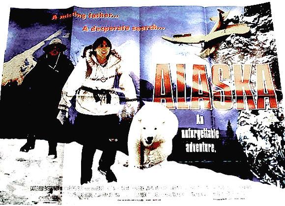 Alaska British Quad Film Poster 1996