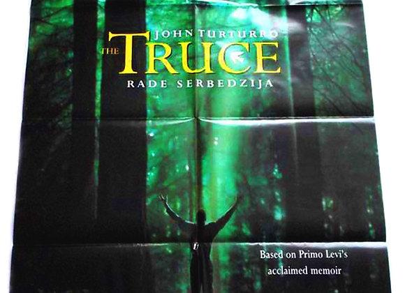 The Truce British Quad Film Poster 1997