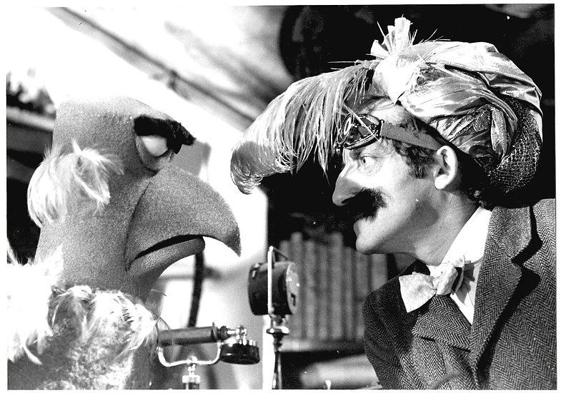 Collection of 10 Rare Muppets Press Photographs (1977-1981)