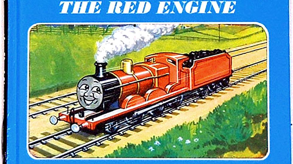 Rev W. Awdry James the Red Engine 1987