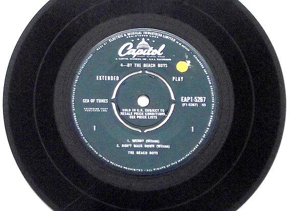 Beach Boys 4 By The Beach Boys EP Capitol EAP1-5267 1964