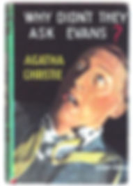 Agatha Christie Book Why Didnt They Ask Evans