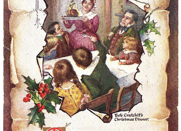 Charles Dickens Raphael Tuck Postcards Collection