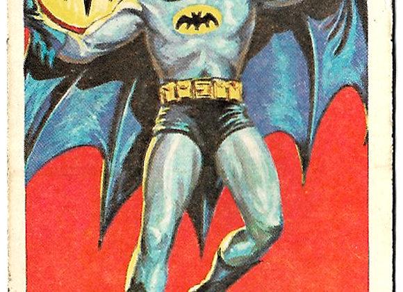 Batman Bubble Gum Cards 1966
