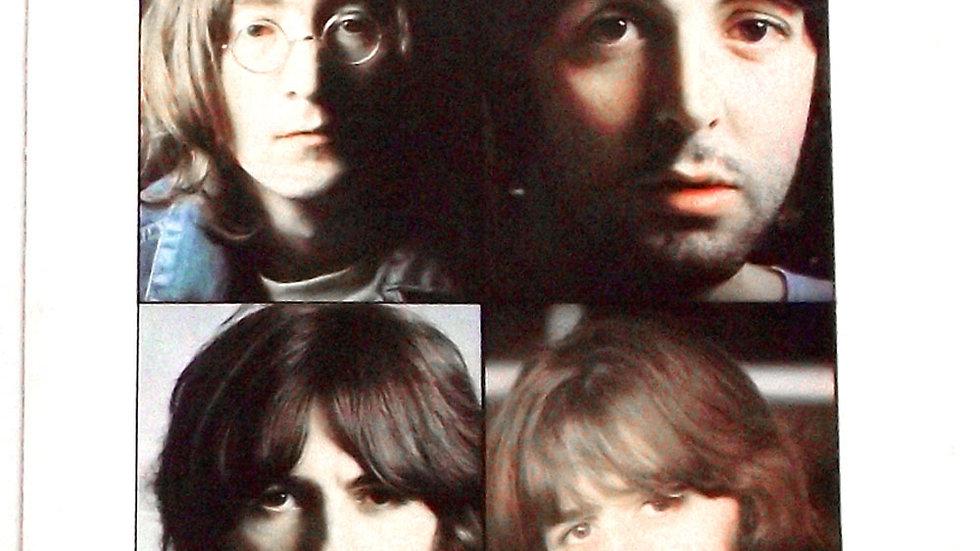 The Beatles Goodnight Sheet Music 1968
