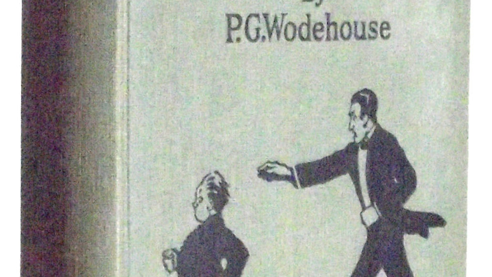 P.G. Wodehouse The Inimitable Jeeves