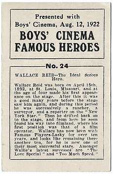 Boys-Cinema-Famous-Heroes-Card-No-24-Wal