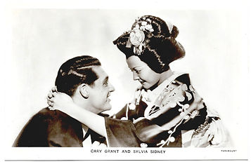Cary-Grant-and-Sylvia-Sidney-Film-Partne