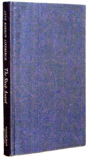 Anne Morrow Lindbergh The Steep Ascent US First Edition 1944