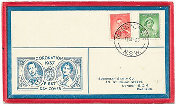 King-George-VI-Australia-First-Day-Cover