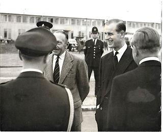 Duke of Edinburgh Flies To Helsinki.jpg