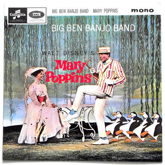 Mary Poppins Big Ben Banjo Band EP 1965