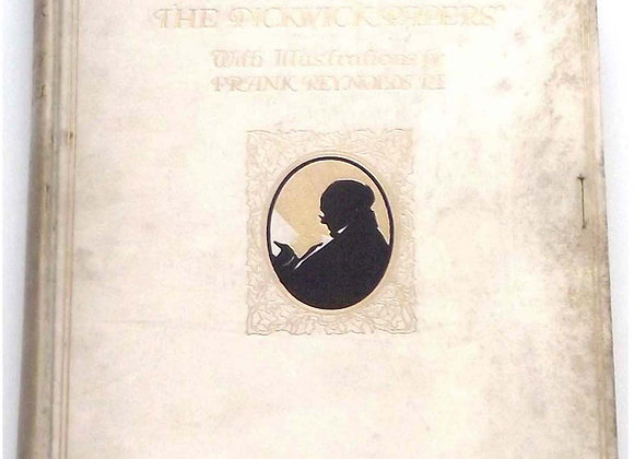 Charles Dickens Mr PickwickSigned Limited Edition 1910
