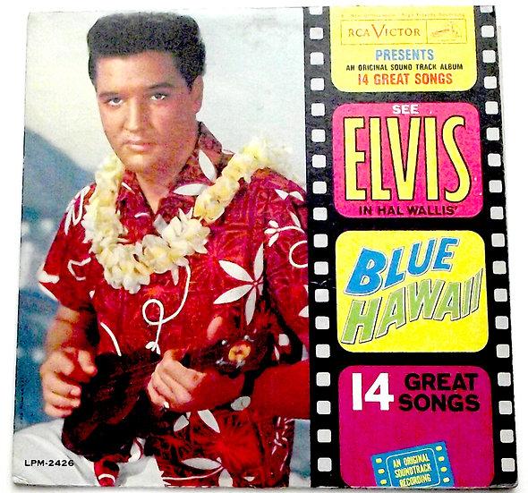 Blue Hawaii U.S. Film Soundtrack LP 1961