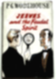Jeeves-and-the-Feudal-Spirit-Dust-Jacket