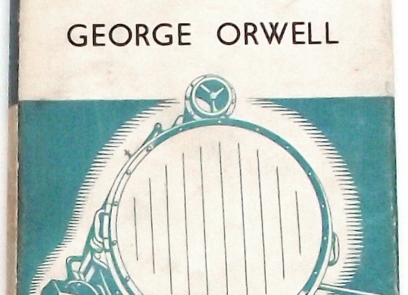 George Orwell The Lion And The Unicorn First Edition 1941