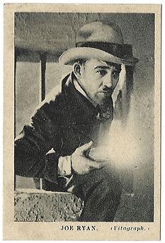 Boys-Cinema-Famous-Heroes-Card-No-8-Joe-