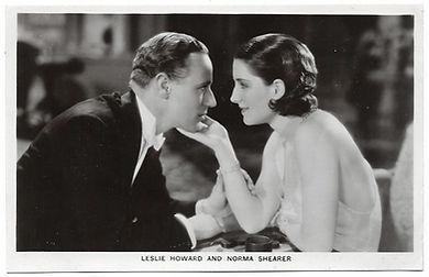 Leslie-Howard-and-Norma-Shearer-Film-Par