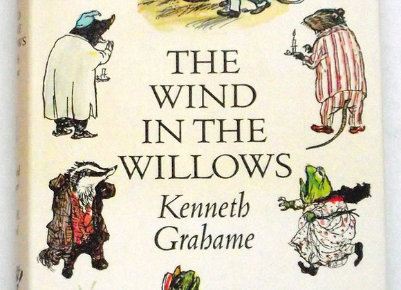 The Wind In The Willows Thus First Edition 1971