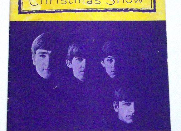 Brian Epstein Presents The Beatles Christmas Show at Finsbury Park Astoria 1963
