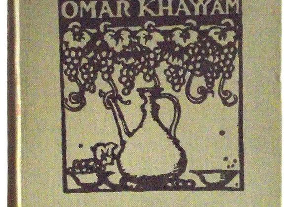 Rubaiyat of Omar Khayyam Illustrated by Frank Brangwyn 1920