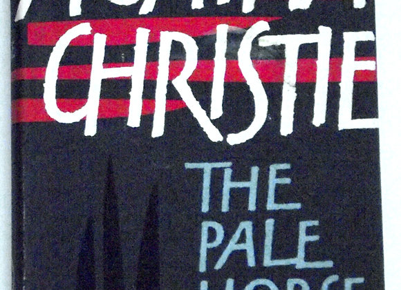 Agatha Christie The Pale Horse Used Book 1961